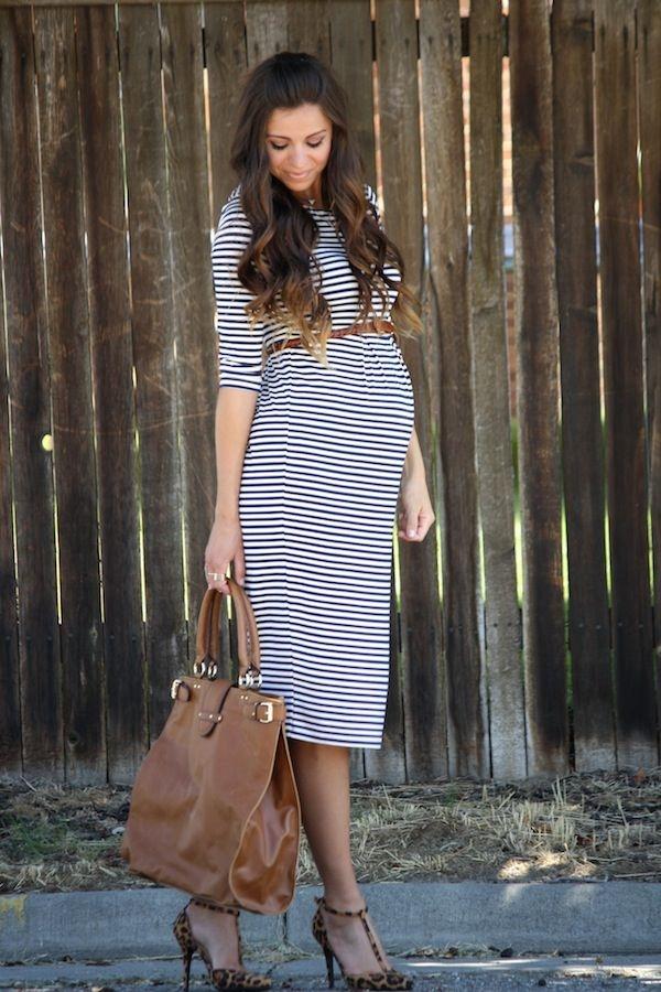 Preggy Fashion Inspirations - (14)