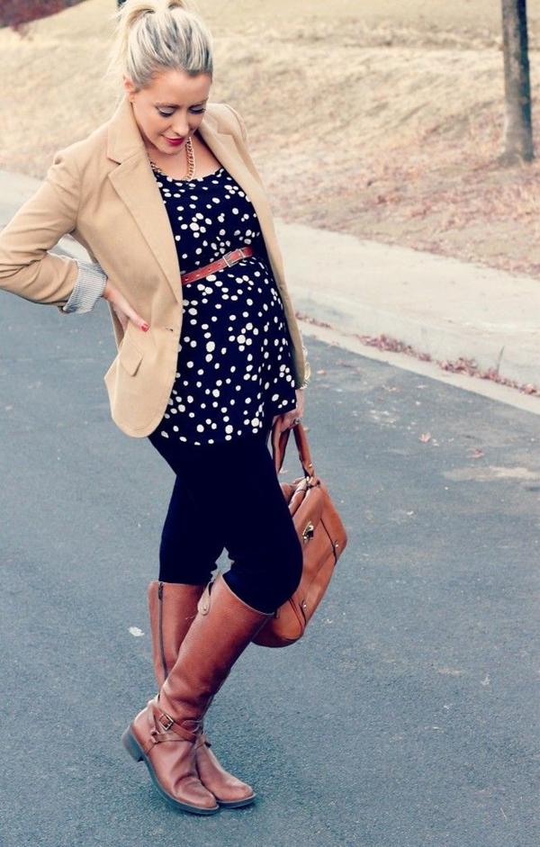 Preggy Fashion Inspirations - (25)