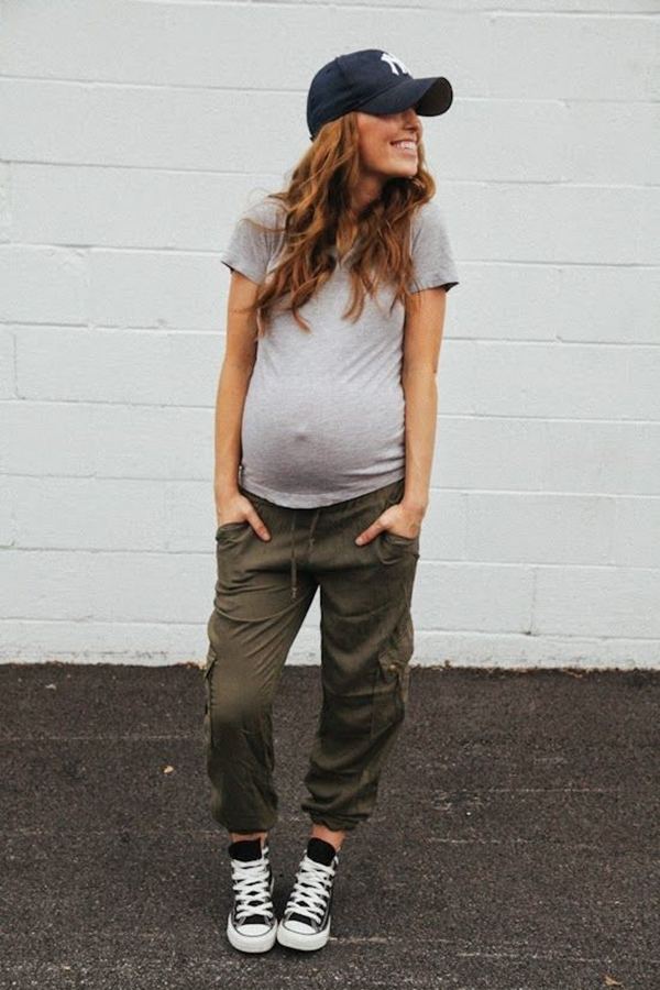Preggy Fashion Inspirations - (27)