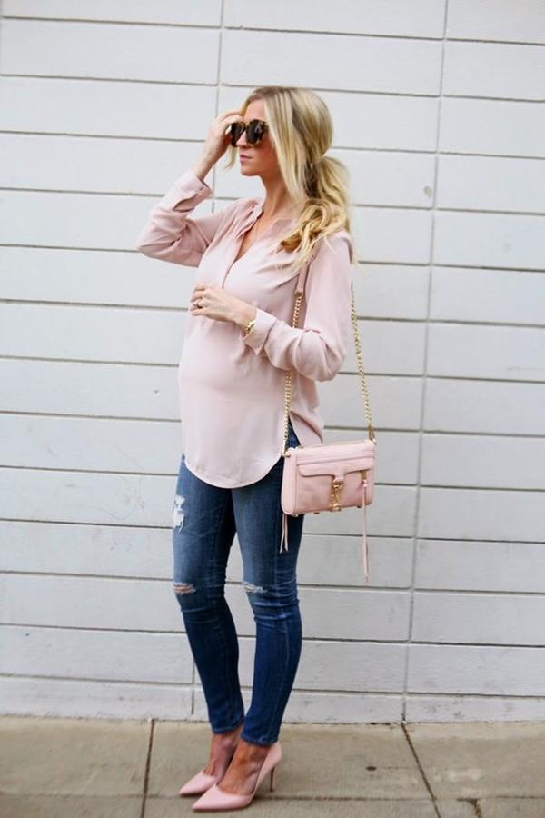 Preggy Fashion Inspirations - (34)