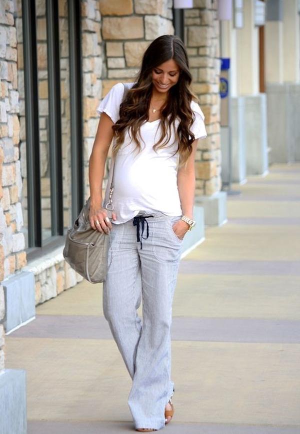 Preggy Fashion Inspirations - (4)