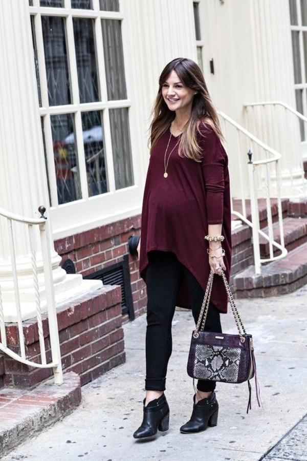 Preggy Fashion Inspirations - (40)