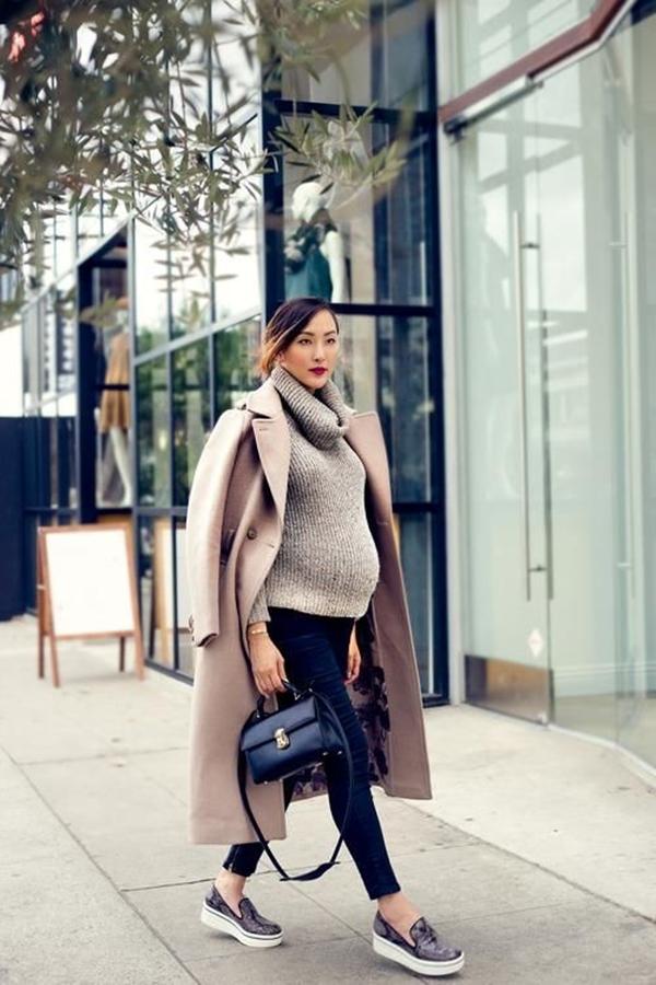 Preggy Fashion Inspirations - (5)