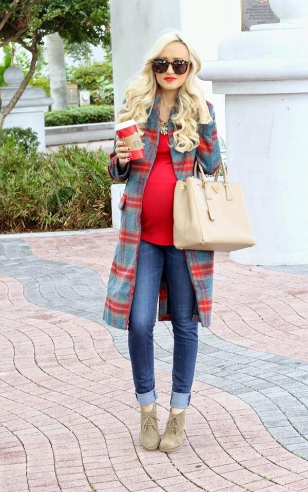 Preggy Fashion Inspirations - (7)