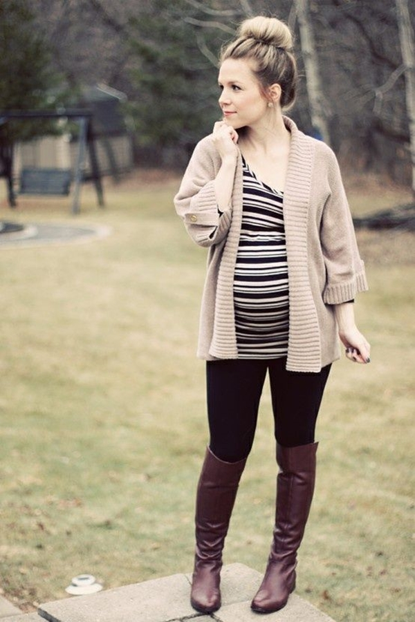 Preggy Fashion Inspirations - (8)