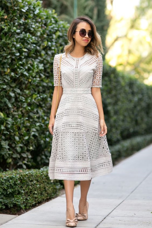 40 Ambitious midi dress Outfits- That Are Actually Cute! (2)