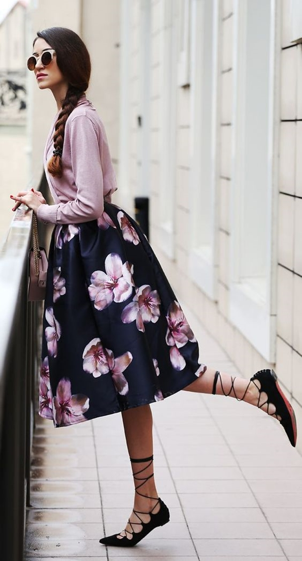 40 Ambitious midi dress Outfits- That Are Actually Cute! (22)