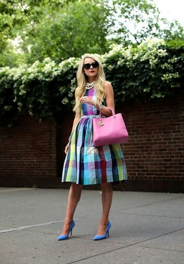 40 Ambitious midi dress Outfits- That Are Actually Cute! (25)