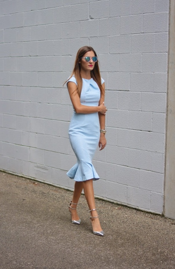 40 Ambitious midi dress Outfits- That Are Actually Cute! (27)