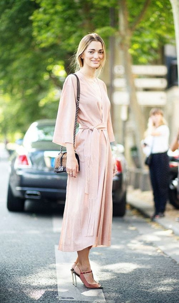 40 Ambitious midi dress Outfits- That Are Actually Cute! (28)