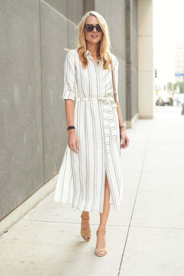 40 Ambitious midi dress Outfits- That Are Actually Cute! (37)