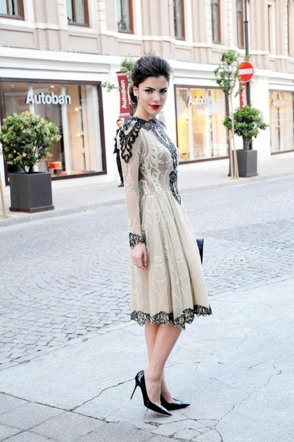 40 Ambitious midi dress Outfits- That Are Actually Cute! (38)
