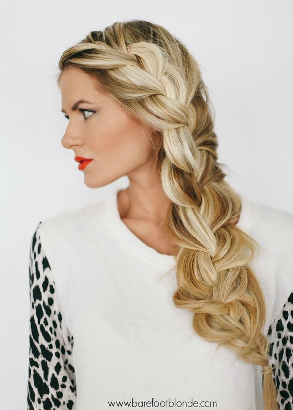 40 Beachy & Summer Blonde Hair Hairstyles (14)