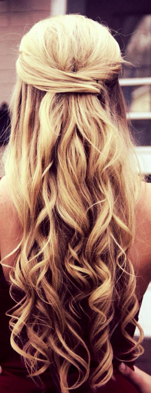 40 Beachy & Summer Blonde Hair Hairstyles (32)