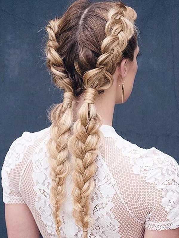 40 Beachy & Summer Blonde Hair Hairstyles (36)