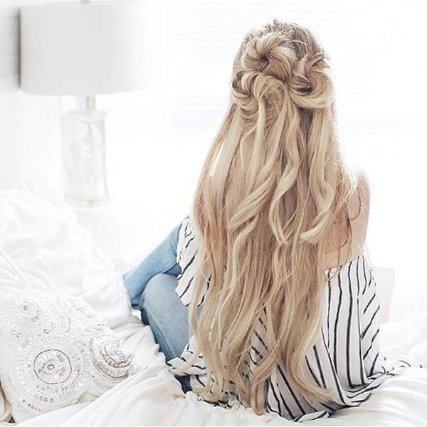 40 Beachy & Summer Blonde Hair Hairstyles (37)