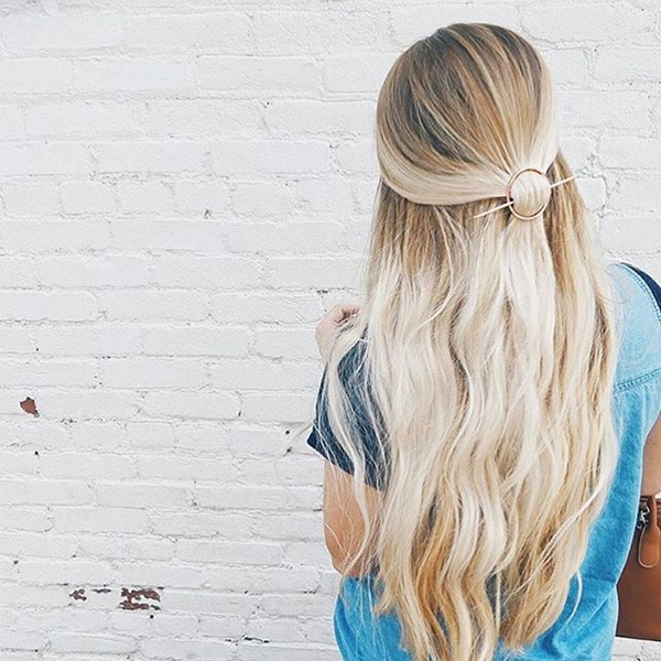 40 Beachy & Summer Blonde Hair Hairstyles (39)