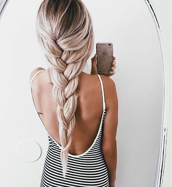 40 Beachy & Summer Blonde Hair Hairstyles (43)