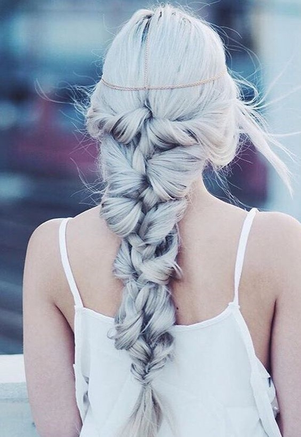 40 Beachy & Summer Blonde Hair Hairstyles (49)