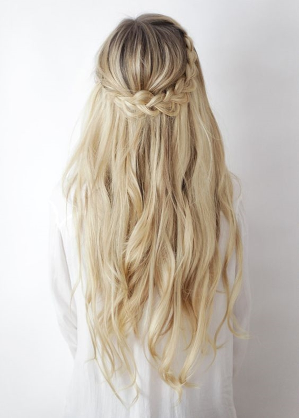 40 Beachy & Summer Blonde Hair Hairstyles (5)