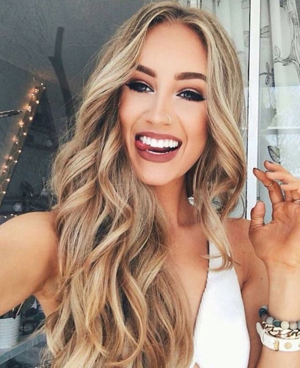 40 Beachy & Summer Blonde Hair Hairstyles (6)