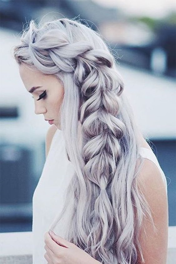 40 Beachy & Summer Blonde Hair Hairstyles (7)
