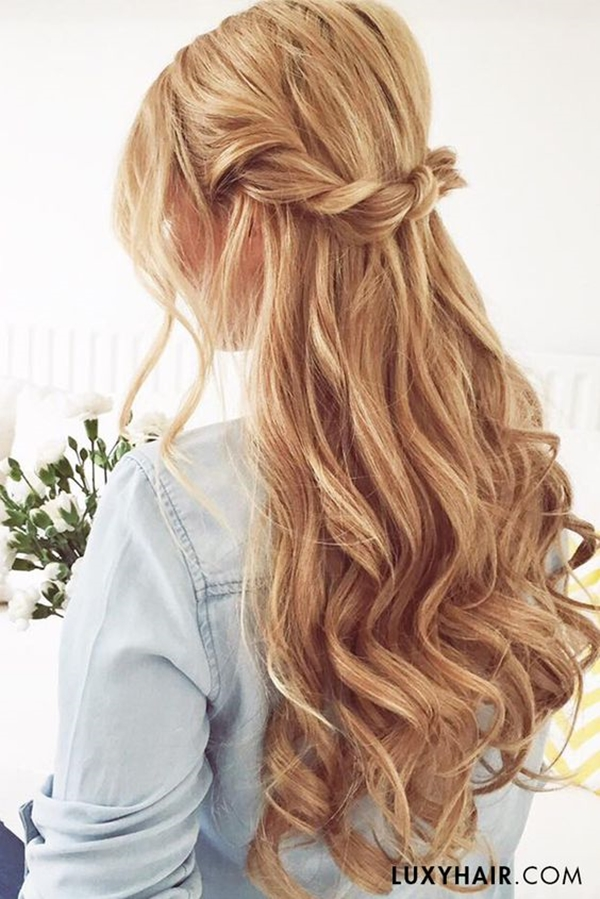 40 Beachy & Summer Blonde Hair Hairstyles (9)