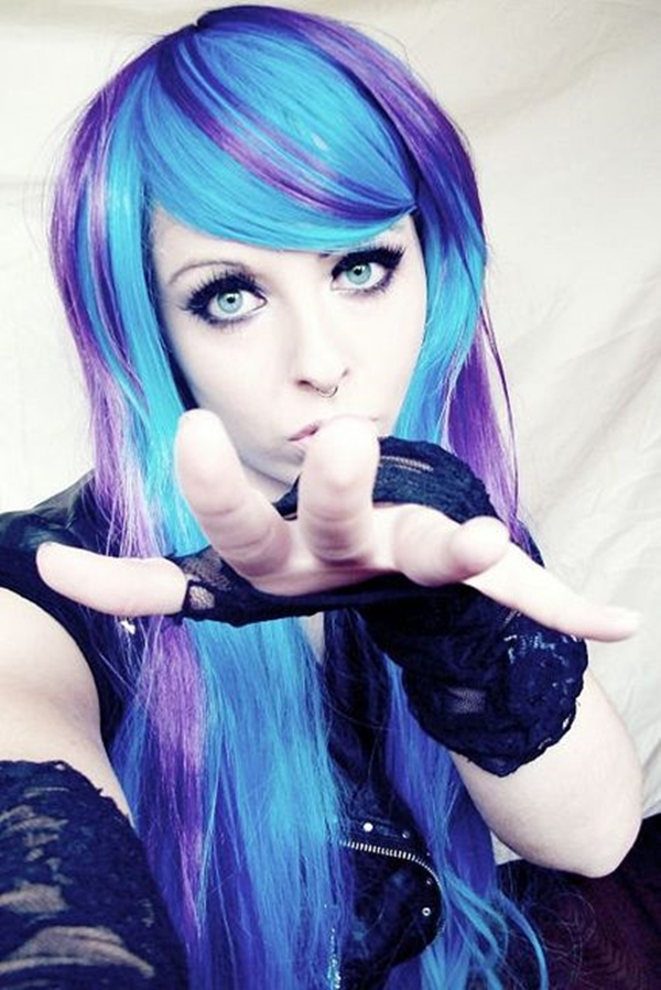 Cute Emo Hairstyles for Teens (22)