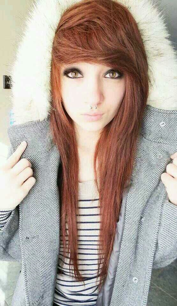 Cute Emo Hairstyles for Teens (27)