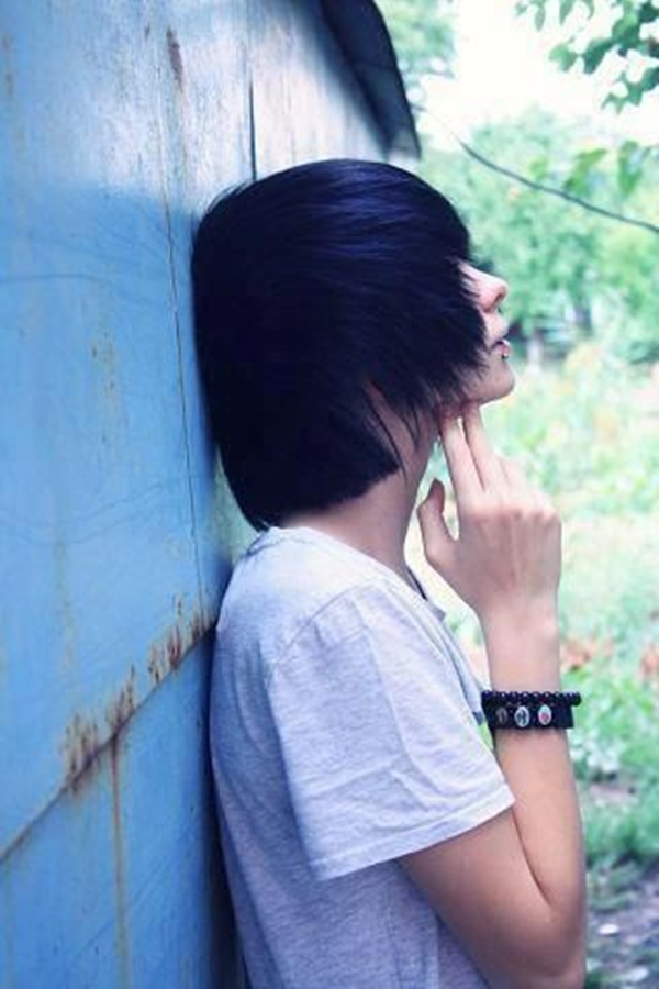Cute Emo Hairstyles for Teens (3)