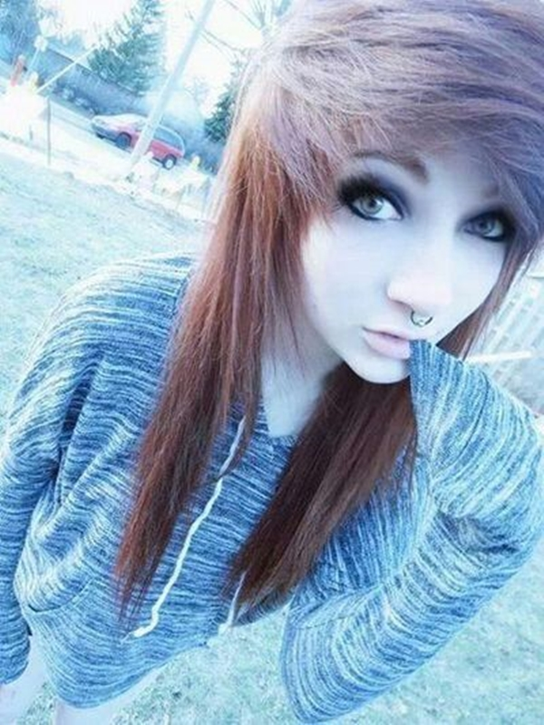 Cute Emo Hairstyles for Teens (32)