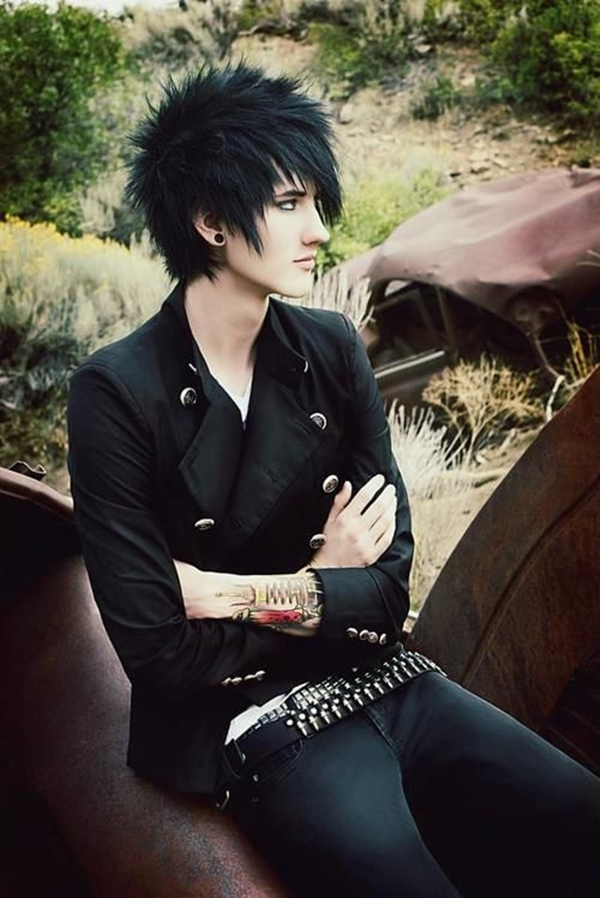 Cute Emo Hairstyles for Teens (6)