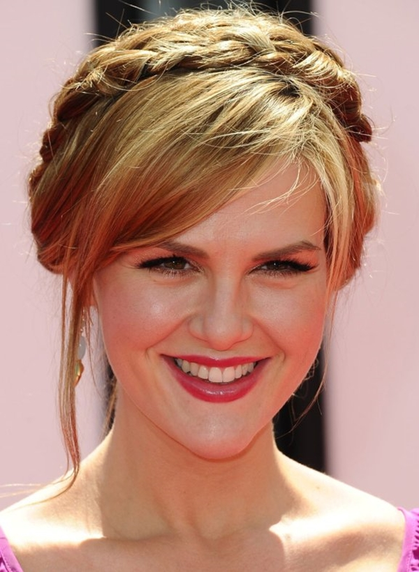 Cute and Girly Hairstyles with Braids - (11)