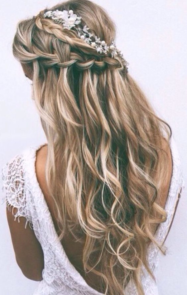 Cute and Girly Hairstyles with Braids - (27)