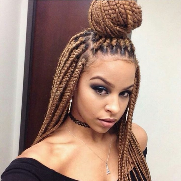Cute and Girly Hairstyles with Braids - (29)