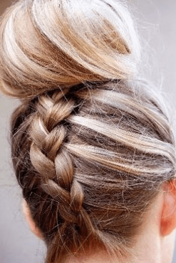 Cute and Girly Hairstyles with Braids - (40)