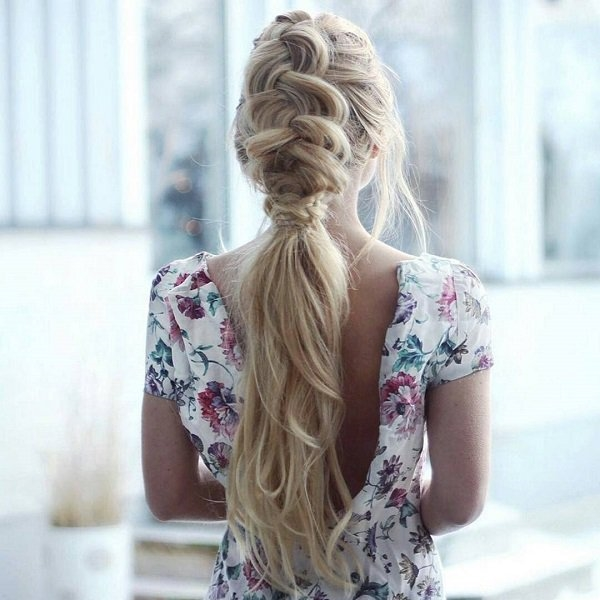 Cute and Girly Hairstyles with Braids - (8)