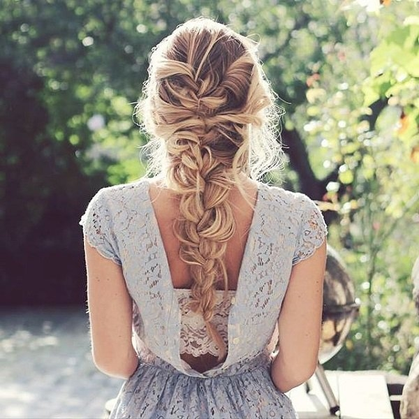 Cute and Girly Hairstyles with Braids - (9)