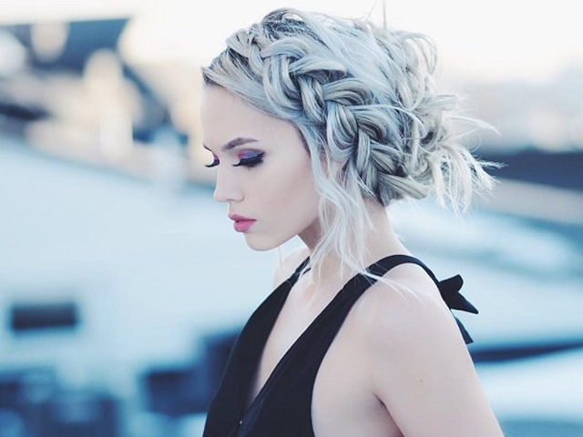 feature Cute and Girly Hairstyles with Braids