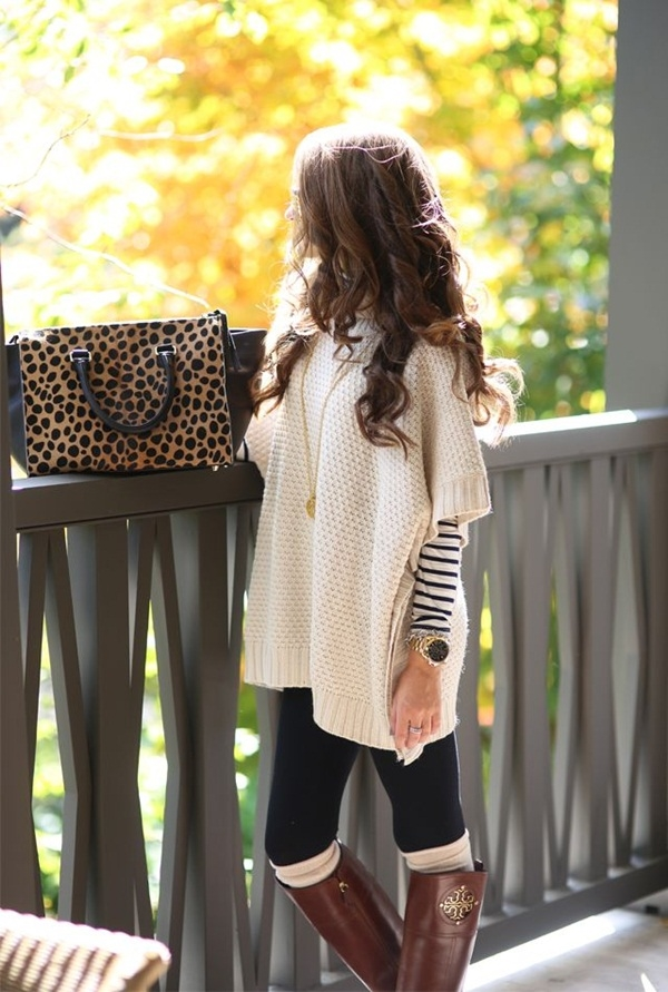 40 Flawless Fall Outfits For School Girls (11)