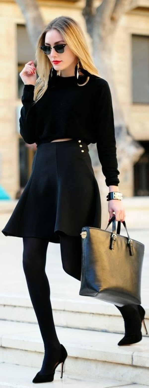 40 Flawless Fall Outfits For School Girls (14)