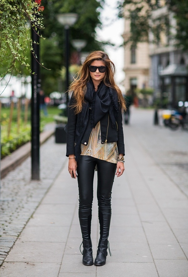 40 Flawless Fall Outfits For School Girls (17)