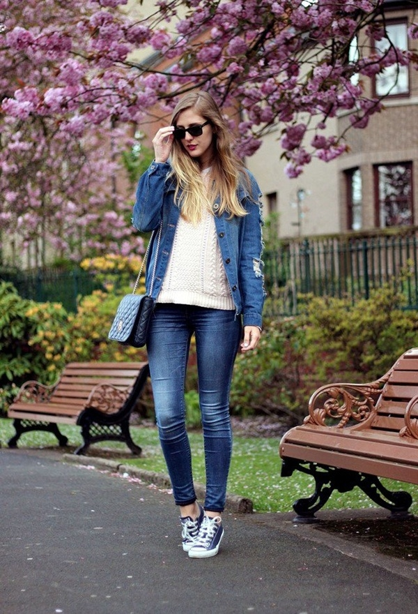 40 Flawless Fall Outfits For School Girls (18)