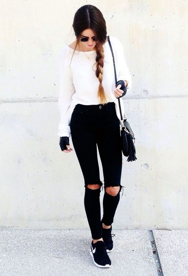 40 Flawless Fall Outfits For School Girls (2)
