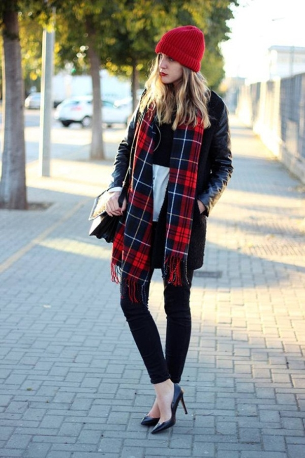 40 Flawless Fall Outfits For School Girls (20)