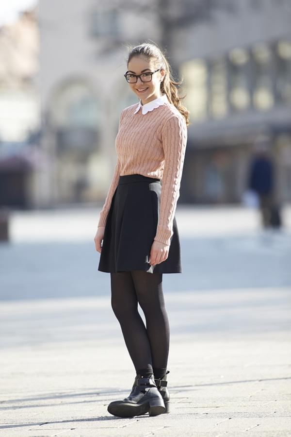 40 Flawless Fall Outfits For School Girls (29)