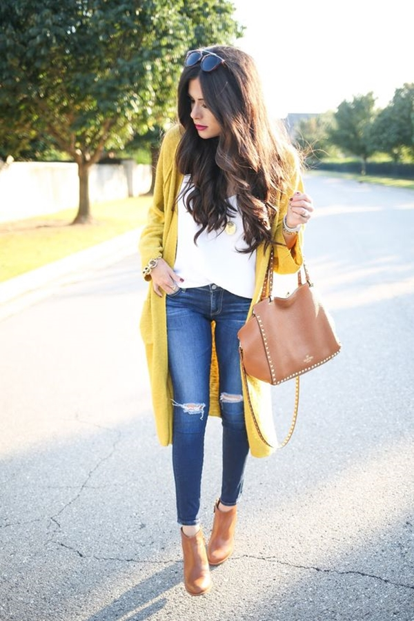 40 Flawless Fall Outfits For School Girls (33)