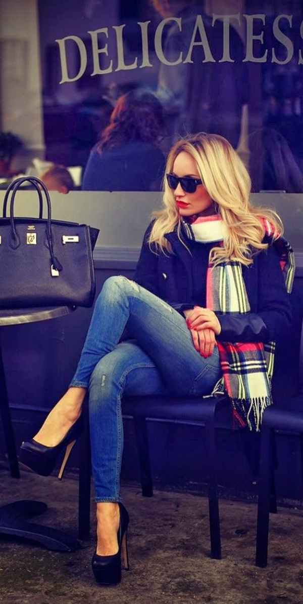 40 Flawless Fall Outfits For School Girls (35)