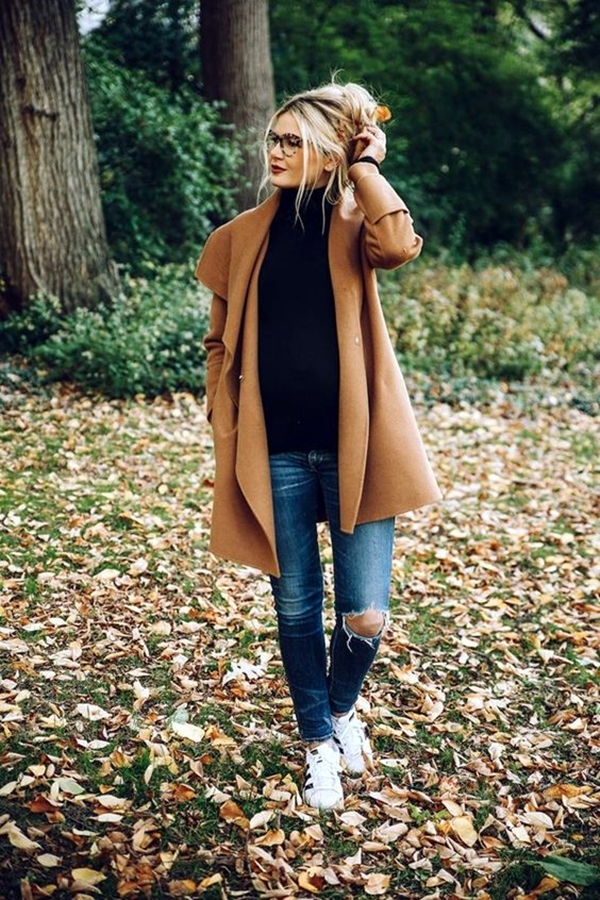 40 Flawless Fall Outfits For School Girls (36)