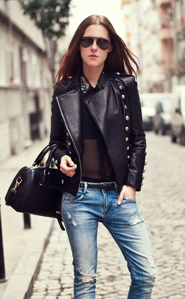 40 Flawless Fall Outfits For School Girls (39)